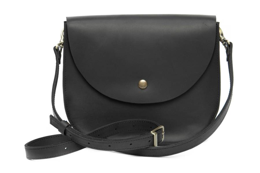 Bag black Saddle
