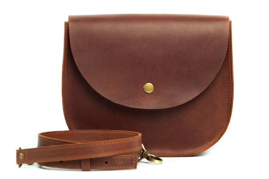 Bag ocher Saddle