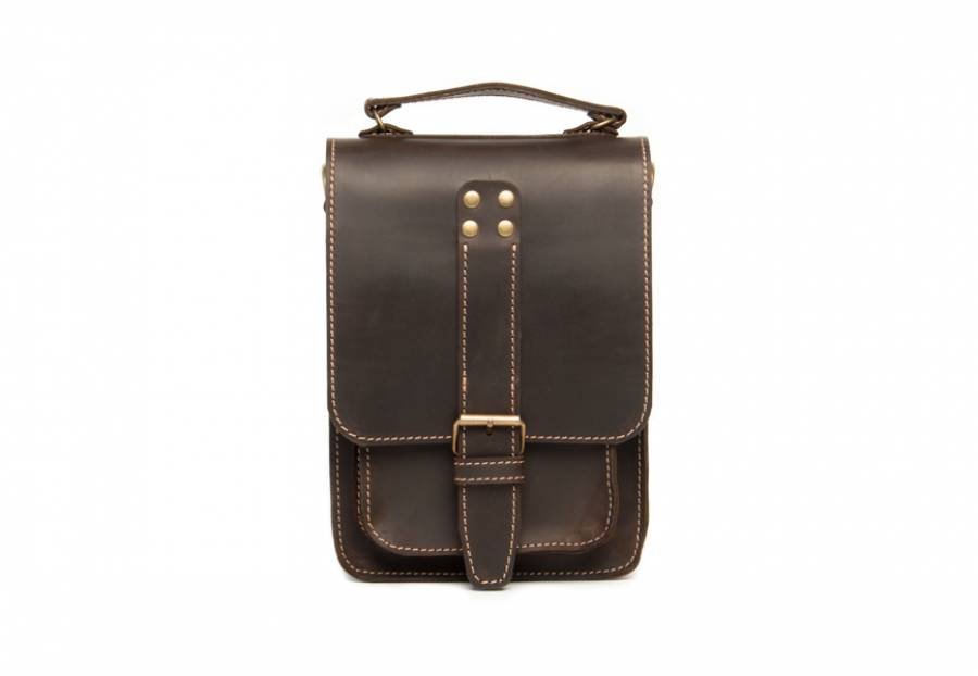 "Messenger ""Retro"" brown"