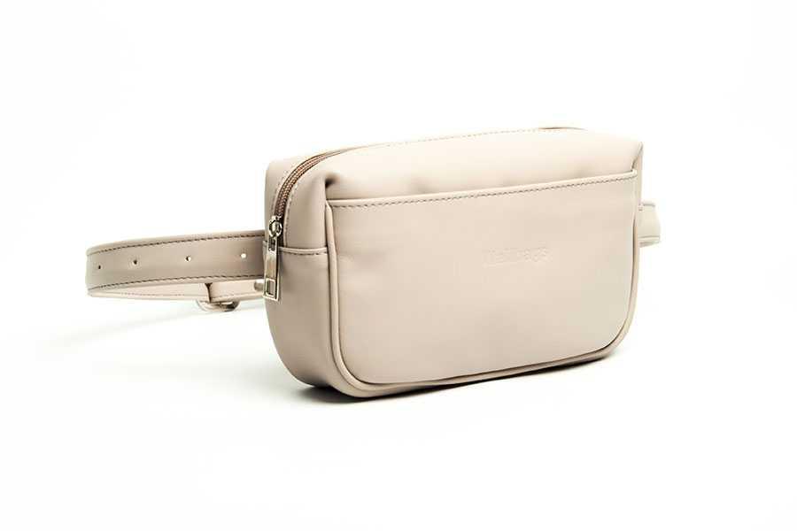 Waist bag Agnes powder