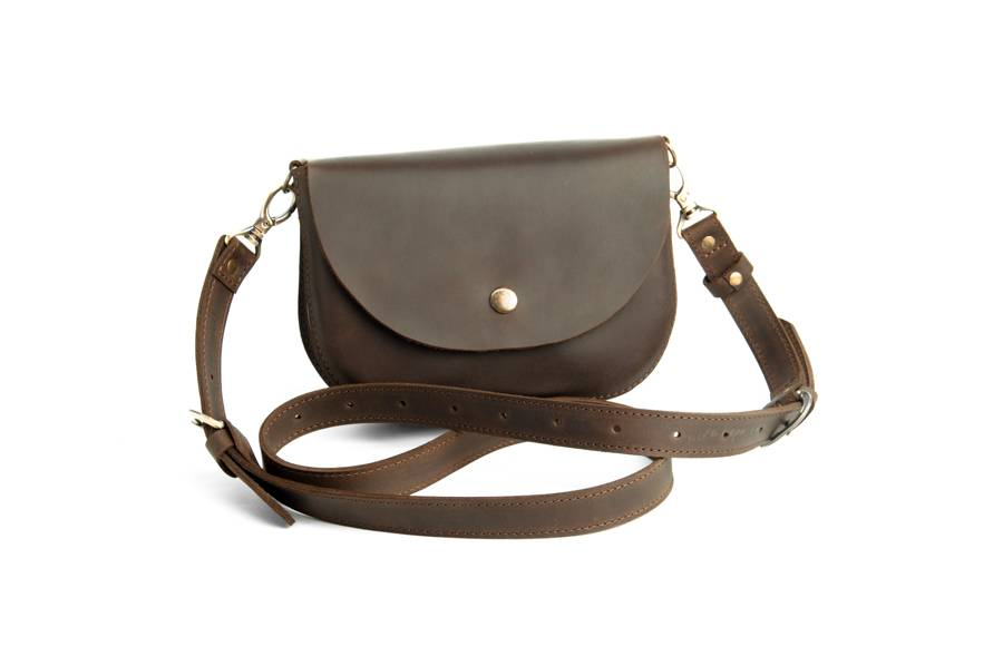 Waist bag Mira brown