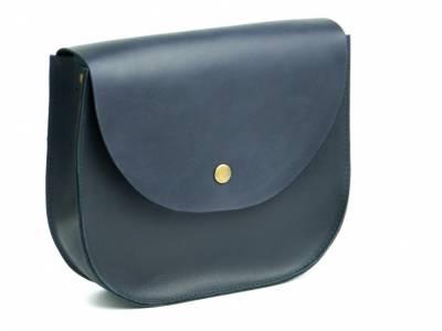 Bag blue Saddle