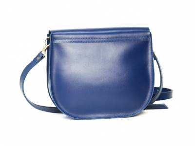 Bag royal blue Saddle
