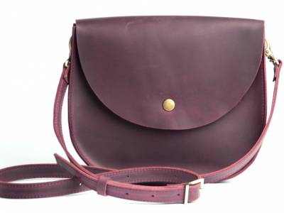 Bag vinous Saddle