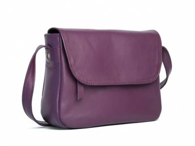 Crossbody Gloria Plum
