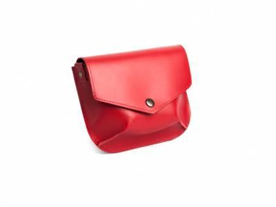 Flapbag Frida red