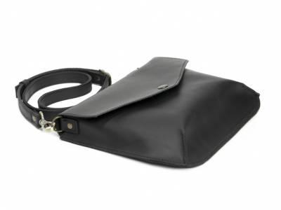 Flapbag mini black