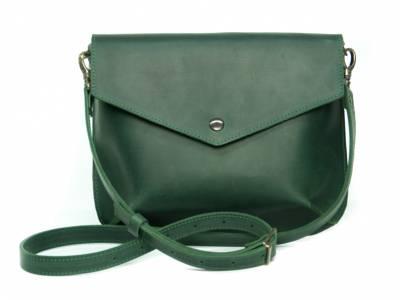 Flapbag mini green