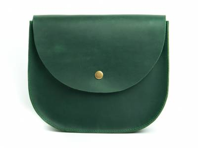 Bag Green Saddle