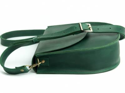 Bag Green Saddle