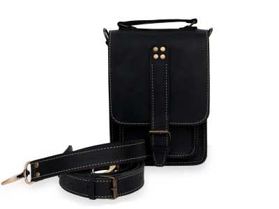"Messenger ""Retro"" black"