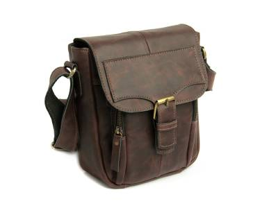 "Messenger ""Alnair"" mini brown"