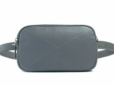 Sandra Waist Bag grey