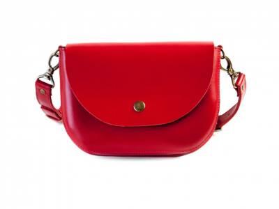 Waist bag Mira red