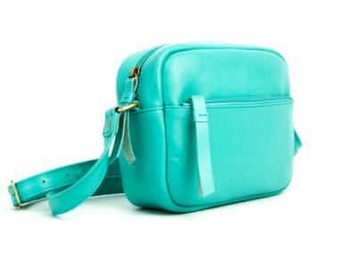CrossBody Verbenka mint green