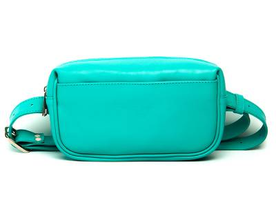 Waist bag Agnes mint green