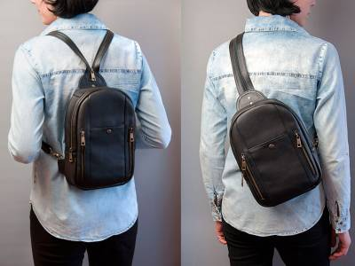 Backpack Traveler black